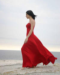lady in red. by Film-Exposed