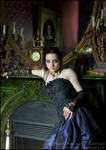 Victorian Beauty by Film-Exposed