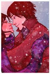 winter by viria13