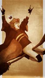 weasley is king by viria13