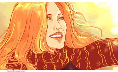 sunny Lily by viria13