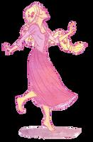 Rapunzel by viria13