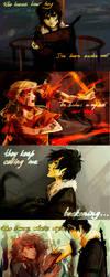 Nothing Left To Say - Heroes of Olympus by viria13