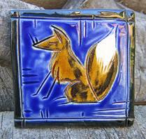 Fox Tile by Verdego