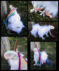 Kirin Art Doll by Verdego