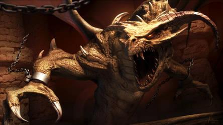 The Lizard King by reeks