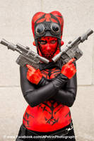 Darth Talon by KoiFishAsylum