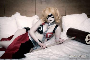 Slave Harley by KoiFishAsylum