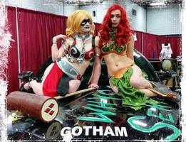 Gotham by KoiFishAsylum