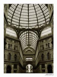 Galleria UmbertoI III by weepinkbubbles