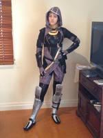 Tali'Zorah Cosplay Brisbane Supanova 2012 - 02 by JuuriCostumes
