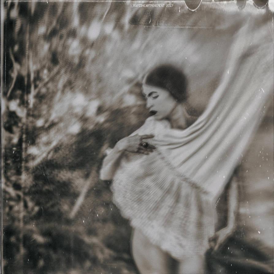 The Velvet of My Dress III by RapidHeartMovement
