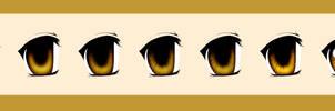 An eye step by step - MA event by kowai-usagi