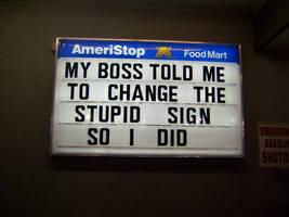 Ameristop Humor by RainbowPickle