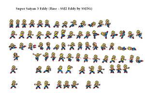 Eddy SSJ3 LSWR by Mugen82201