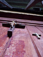 Crucifixion by crisisnyc