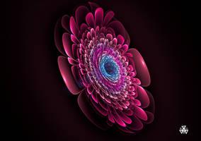 RG Flower 06 3D 96 by romigon