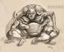 Creature concept 06 by NathanRosario