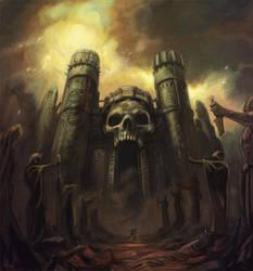 Grayskull by NathanRosario