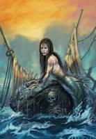 Mermaid by NathanRosario