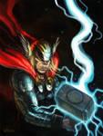 Thor by NathanRosario