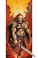 Odin by NathanRosario