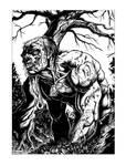 Frankenstein's Creation by NathanRosario