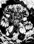 Ram-Man by NathanRosario