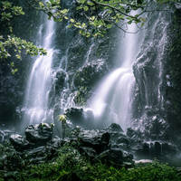 Anse des Cascades (Reunion island) by OlivierAccart