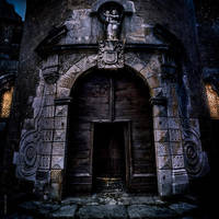 The Dark Gate by OlivierAccart