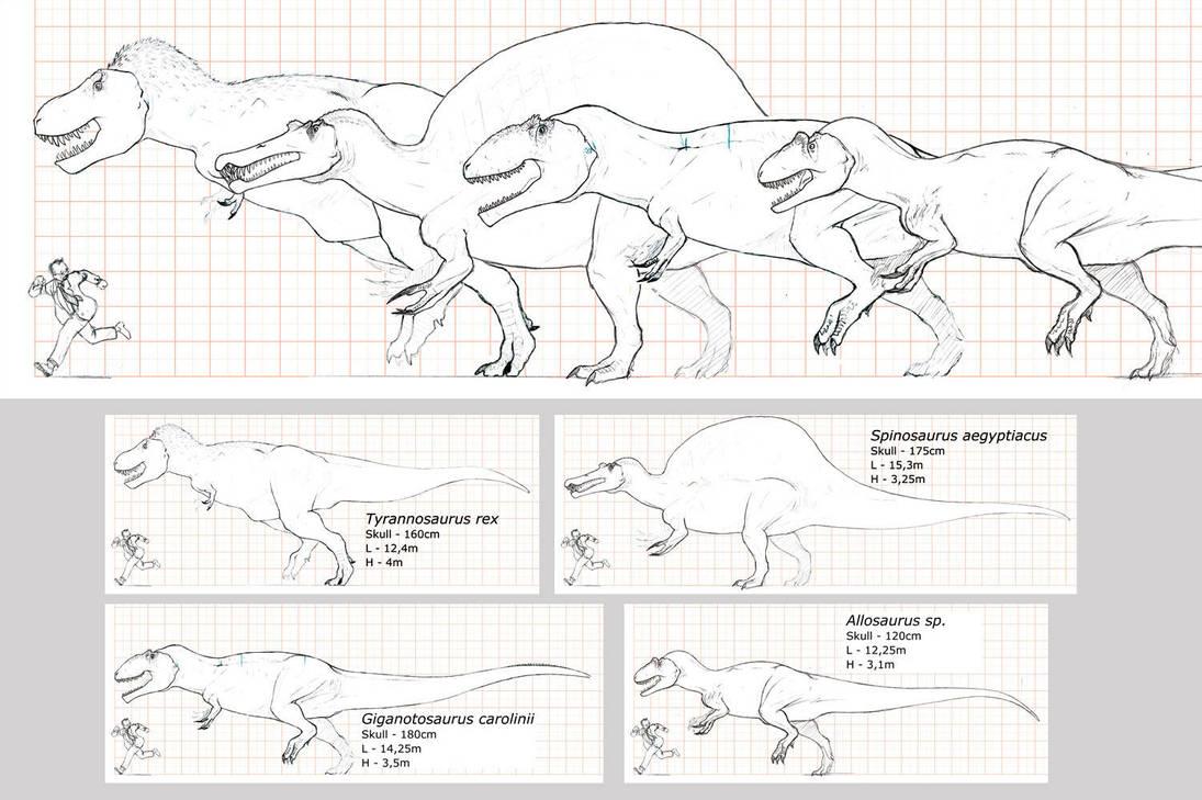 Biggest - Baddest REVISED by Kronosaurus82
