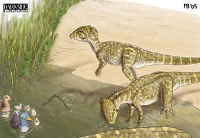 The Pond by Kronosaurus82