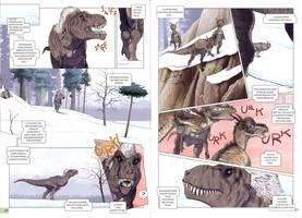 'T-Rex' - preview ENG by Kronosaurus82
