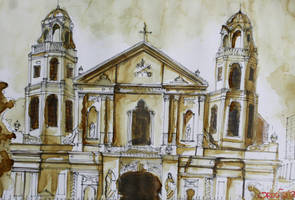 Quiapo Church by migzmiguel08