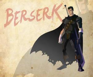 Berserk by EduHerrera
