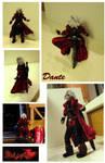 Dante - Devil May Cry by JadeDragonne