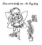 The Envy Fairy by JadeDragonne