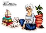 Leisure - Colored by JadeDragonne