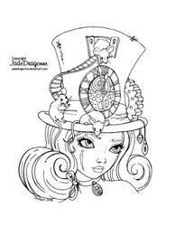 The Hat by JadeDragonne