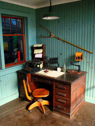Rail Office 2 by rodwilliams