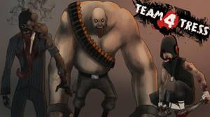 team4tress by Detkef