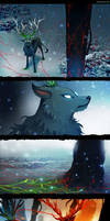 Romantically apocalyptic guest comic 3 by Detkef