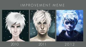 improvement meme 2.0 by Detkef