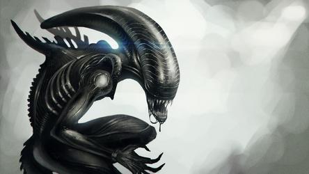 Alien by Detkef