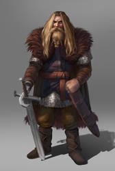 Viking Hook by Detkef