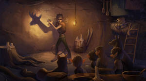epic tale by Detkef