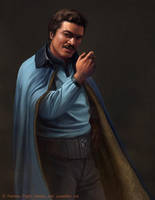 Star Wars: Edge of the Empire - Lando Calrissian by AnthonyFoti