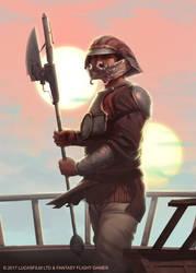 Star Wars: TCG - Undercover Lando by AnthonyFoti