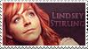 Lindsey Stirling Stamp by b0untyhunters