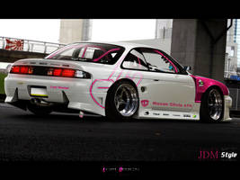 Nissan Silvia s14 by Lopi-42